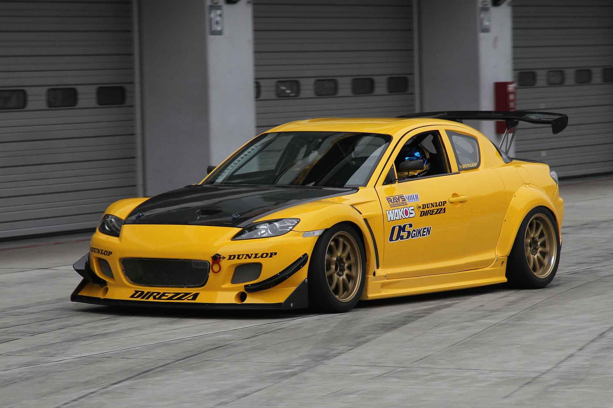 Mazda RX8 SE3P PanSpeed | Rotary Power Crew