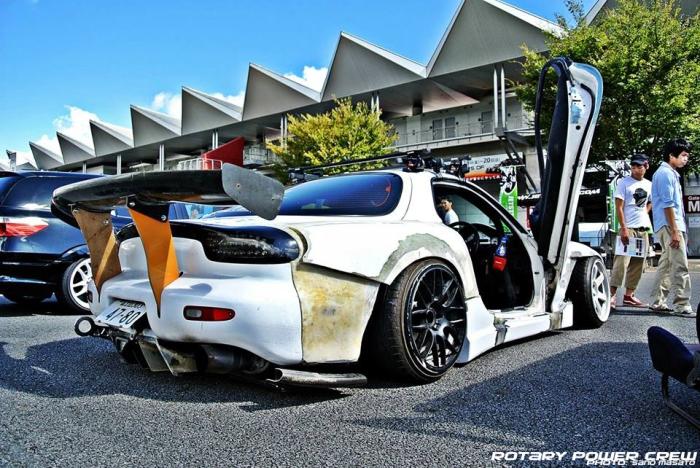 Mazda rx7 fd3s japan jdm drift engine drift rebuild stance hellaflush turbo rims wheels jdm japan