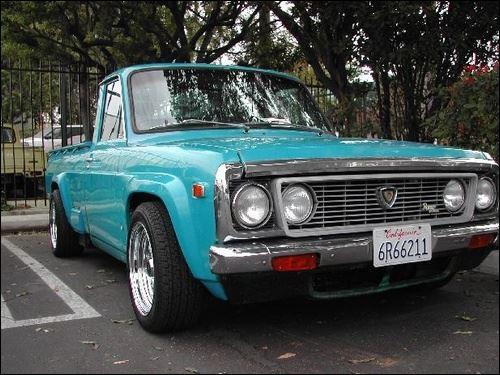 mazda rotary engine pickup