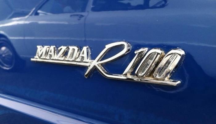 Mazda R100 Logo