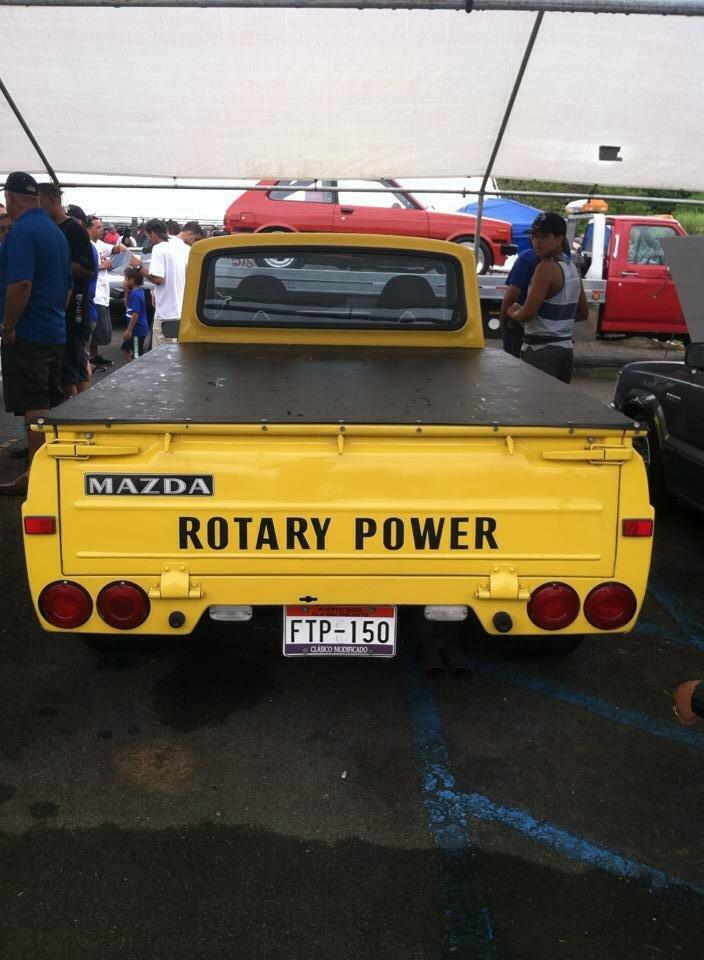mazda rotary engine pick up rotary engine mazda old school puesto rico