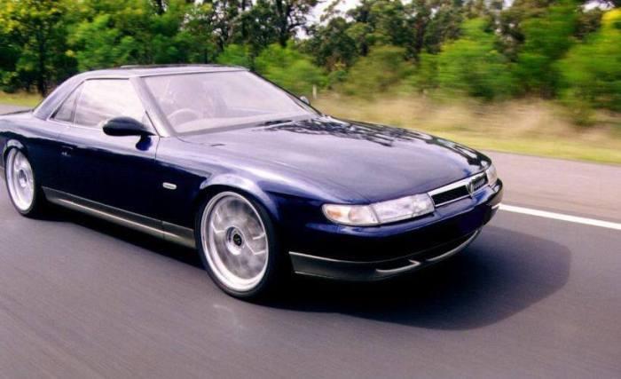 Click to view: Mazda Eunos Cosmo 20B