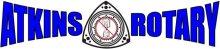 Atkins rotary logo sponsor